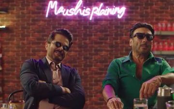 AK Vs AK: Anil Kapoor And Jackie Shroff Come Together For 'Maushisplaining'; Jackie Says 'Anurag Kashyap Should Shove 6 FilmFare Awards In His 'Cannes'