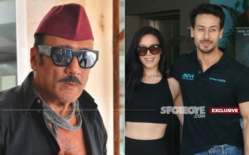 Jackie Shroff Shares How His Kids Tiger Shroff And Krishna Shroff Inspire Him To Get Into Fitness-EXCLUSIVE