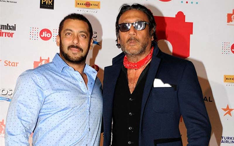 "Jackie Shroff On Salman Khan: ""I Used To Click His Pictures And Ask Producers To Cast Him"""