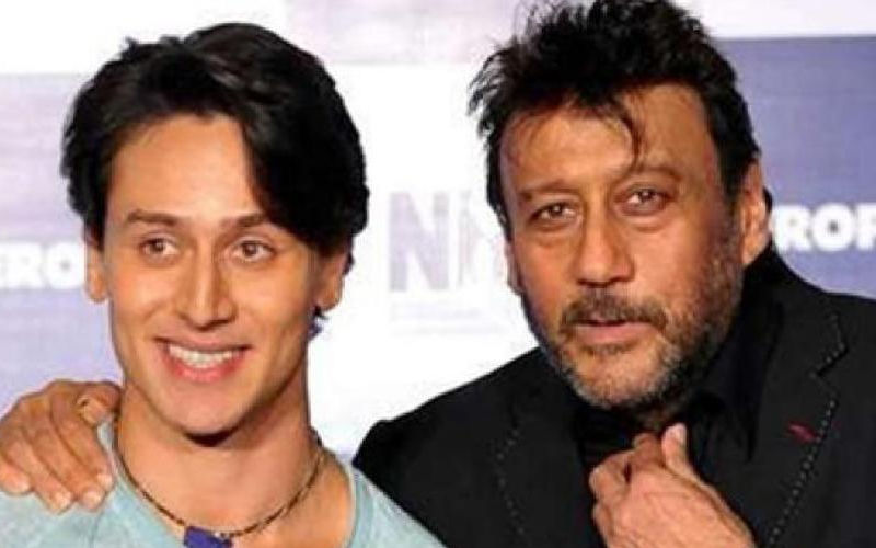 Tiger Shroff Turns Cover Boy For Fashion Mag; Daddy Jackie Shroff Says 'After Doing 220 Films, I Am Known As Tiger Ka Baap'