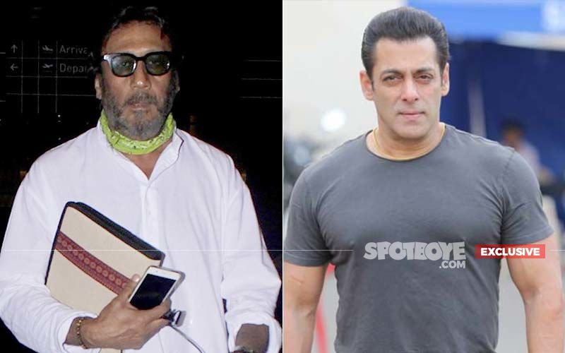 Jackie Shroff On His Decades Old Bond With Salman Khan: 'I Saw His Photos While Working With His Father, Showed Them To My Directors And He Started Getting Roles'- EXCLUSIVE