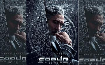 फिल्म साहो से रिलीज़ किया गया जैकी श्रॉफ का पोस्टर, इस दमदार किरदार में आएंगे नज़र