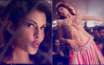 Jacqueline Fernandez Does A Madhuri Dixit, Sizzles In The Teaser Of Ek Do Teen