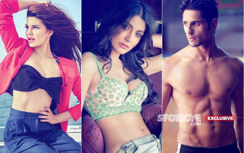 Jacqueline Fernandez Says Anushka Sharma Is More OUTGOING Than SUSHEEL! Sidharth Malhotra Shuts Her Up!!
