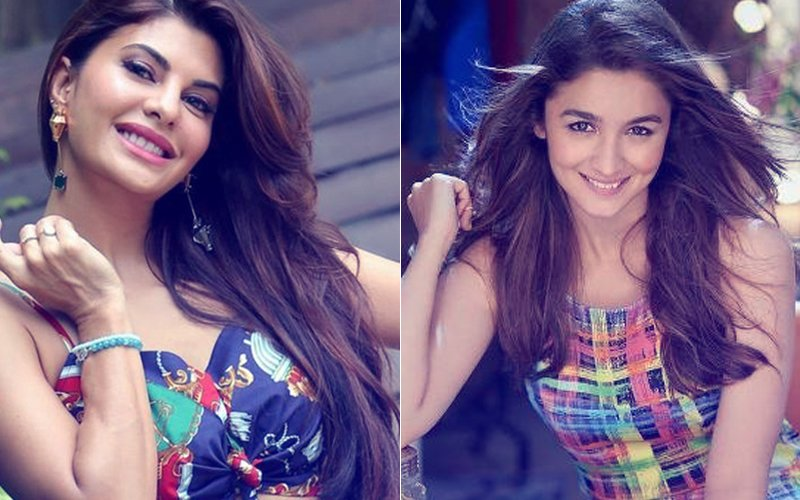 Jacqueline Fernandez: I Called Up Alia Bhatt & We Both Laughed Over The 'Instagram' Unfollowing Incident