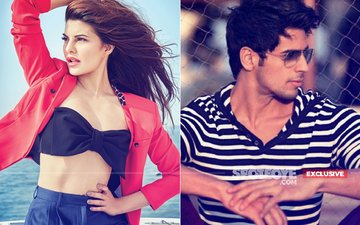 PLAY SAFE: Jacqueline Fernandez REFUSES To Share Screen With Alleged BOYFRIEND Sidharth Malhotra