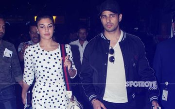Are Sidharth Malhotra & Jacqueline Fernandez Back Together As A Couple?
