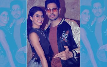 Sidharth Malhotra Introduces Jacqueline Fernandez As His NEW Girlfriend To His Family?