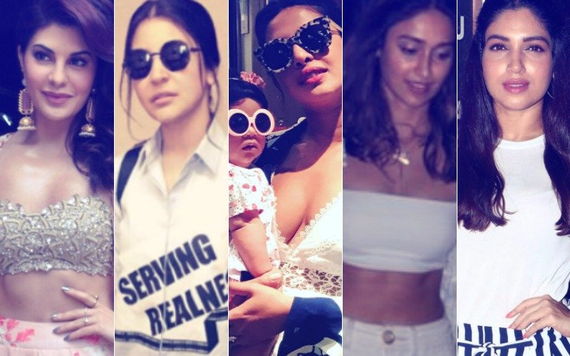 STUNNER OR BUMMER: Jacqueline Fernandez, Anushka Sharma, Priyanka Chopra, Ileana D'Cruz Or Bhumi Pednekar?