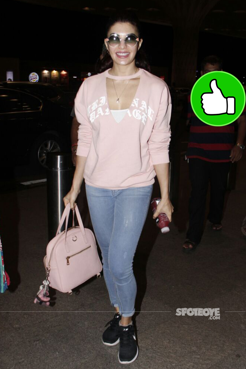jacqueline fernandez at jitesh pillai birthday bash