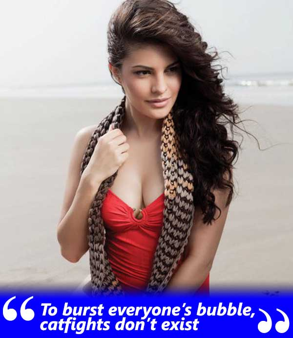 jacqueline fernandez exclusive interview a gentleman