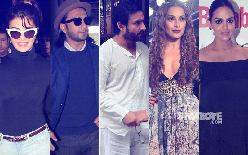 STUNNER OR BUMMER: Jacqueline Fernandez, Ranveer Singh, Saif Ali Khan, Bipasha Basu Or Esha Deol?