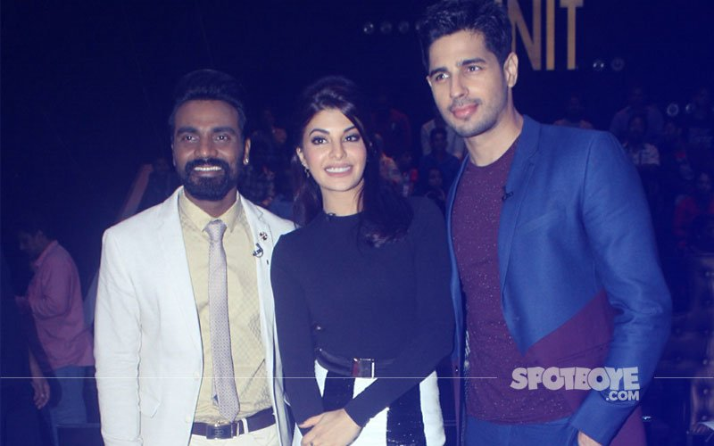 Jacqueline Fernandez & Sidharth Malhotra Promote A Gentleman On The Sets Of Dance+ Season 3