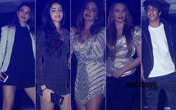 IN PICS: Jacqueline, Ananya, Ahaan, Iulia Celebrate Deanne Pandey's Birthday