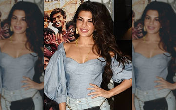 FASHION CULPRIT OF THE DAY: Jacqueline Fernandez's Accessory Game Is A Total Dampner!