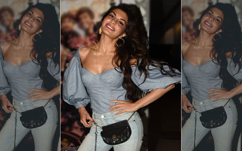Why Did Jacqueline Fernandez Hide Her Face Behind A Scarf On Spotting Lensmen? Did The Actress Not Want To Get Photographed?