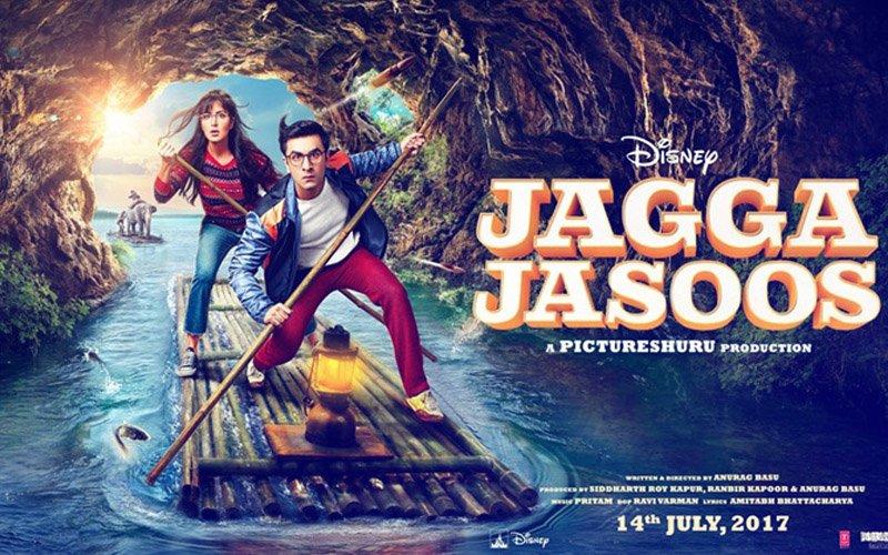 Jagga Jasoos Box-Office Collection: Ranbir Kapoor & Katrina Kaif Starrer Mints Rs 11.53 On Day 2
