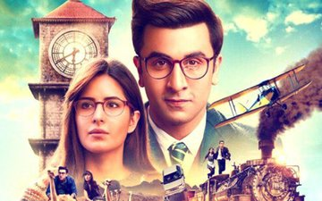 Jagga Jasoos Weekend Box-Office Collection: Ranbir Kapoor & Katrina Kaif Starrer Shows Upward Curve, Cashes In Rs 33.17 Crore