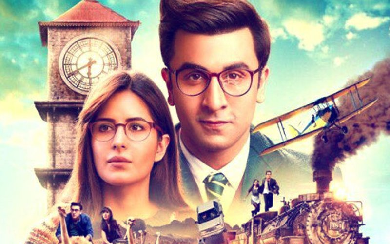 Jagga Jasoos Weekend Box-Office Collection: Ranbir Kapoor & Katrina Kaif Starrer Shows Upward Curve, Cashes In Rs 33.17 Crore