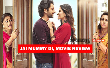 Jai Mummy Di, Movie Review: Oh Mummy, Why Didn't You Forbid Me From Seeing This Sunny-Sonnalli Film?