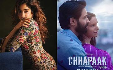Chhapaak: Janhvi Kapoor Reviews Deepika Padukone Starrer; Calls It 'Soul Stirring'