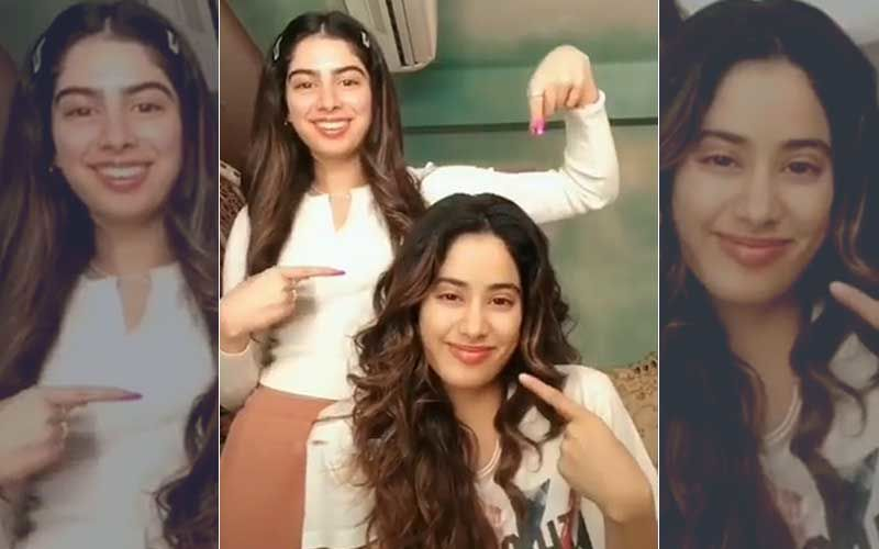Janhvi Kapoor's Sister Khushi Is A TikTok Queen As She Posts A 'When My Dad Asks Why Am I Always Sleeping' Video- WATCH