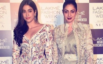 Janhvi Kapoor's Touching Letter To Mom Sridevi: You Have Made Me The Proudest Daughter In The World