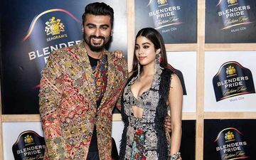 Janhvi Kapoor Walked The Ramp With Bhaiya Arjun Kapoor And 'Loved It'; Check Out The Kapoor Showstoppers -Pics
