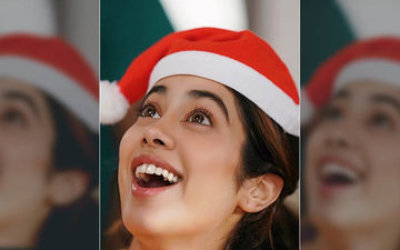 Christmas 2019: Janhvi Kapoor's 'Truly Candid' Picture Will Give You Another Reason To Be Merry
