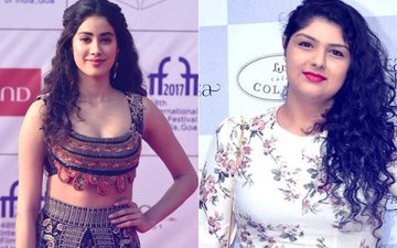 Janhvi Kapoor Follows Anshula On Instagram After She Stands Up For Dhadak Actress