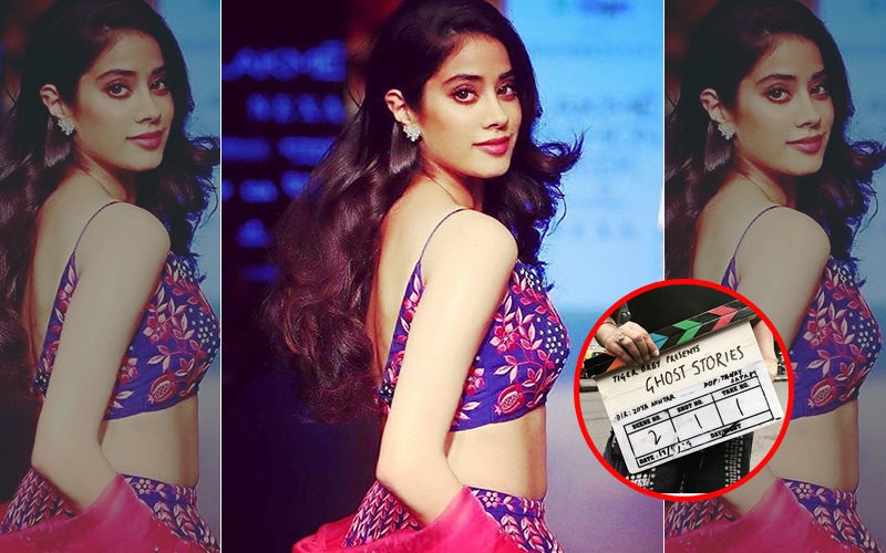 Janhvi Kapoor To Make Her Digital Debut With Zoya Akhtar's Ghost Stories