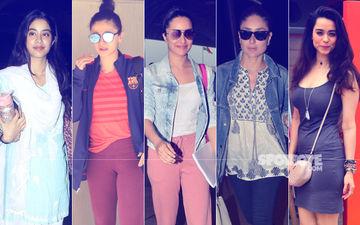 STUNNER OR BUMMER: Janhvi Kapoor, Alia Bhatt, Shraddha Kapoor, Kareena Kapoor Or Soundarya Sharma?