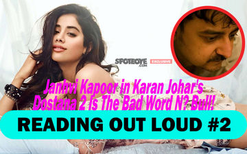 Janhvi Kapoor in Karan Johar's Dostana 2 Is The Bad Word N? Bull!
