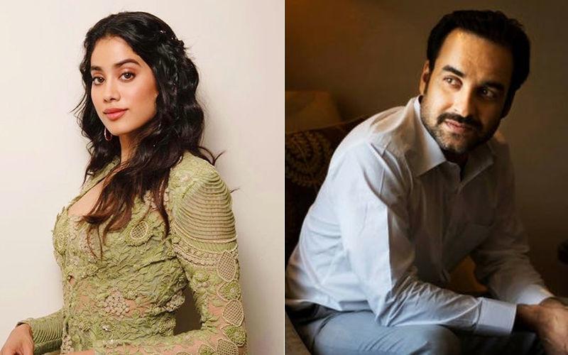 "Janhvi Kapoor Says, ""Pankaj Tripathi Probably Thinks I Am A Creep"""