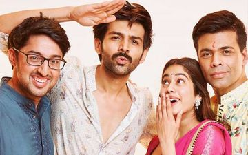 Dostana 2: Kartik Aaryan And Janhvi Kapoor's Delhi Schedule Called Off Due To Severe Pollution