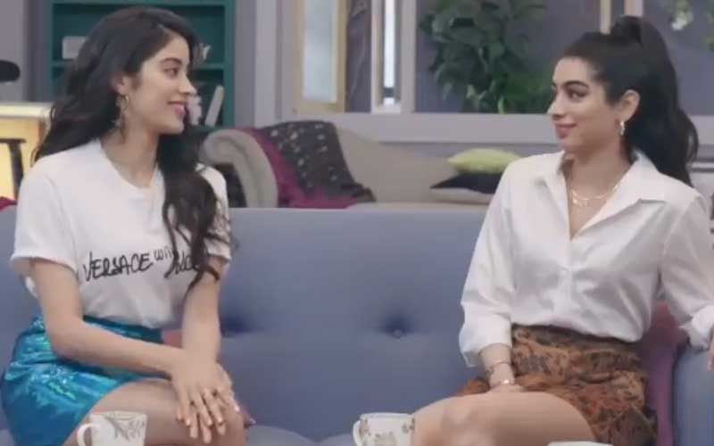 Janhvi-Khushi Kapoor BFFs With Vogue Promo: Sisters Spill The Beans About Their Wildest Fantasies, Boyfriends And More