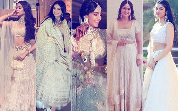 Sonam Kapoor's Mehendi: Rhea, Janhvi, Anushla- Actress' Kaleeras Finally Fell On...