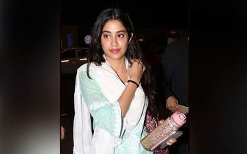Janhvi Kapoor's Pink Glitter Sipper 'Chuski' Has An Instagram Page; Social Media Is Epic-Obsessed With It