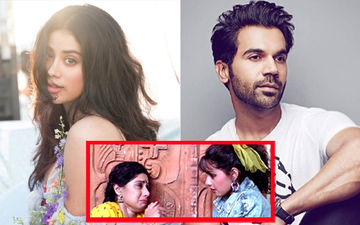 Janhvi Kapoor To Do An 'Anju-Manju' Like Mom Sridevi In Rajkummar Rao's Horror-Comedy Rooh-Afza