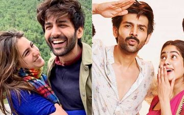 After Dating Sara Ali Khan, Kartik Aaryan Reacts To Link-Up Rumours With Janhvi Kapoor, 'I'll Be Flattered'- VIDEO