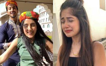 Jannat Zubair Is In Tears After TikTok Star Faisal Shaikh Posts Video With Another Girl –WATCH
