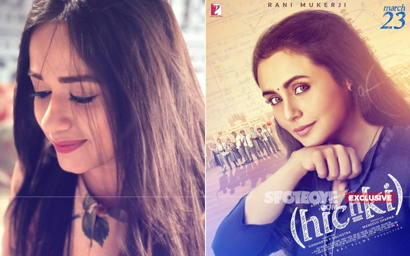 Caught In Kissing Controversy, 16-Yr-Old Jannat Zubair Also Stars In Hichki