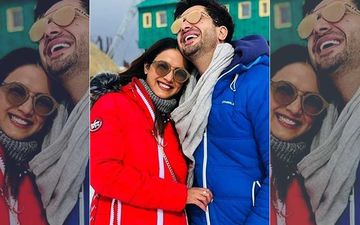 Bigg Boss 14: Former Contestant Jasmin Bhasin Tells Beau Aly Goni, 'Tu Hai Toh I'll Be Alright' With A Cute Fan Edit Of Their Love-Soaked Pics
