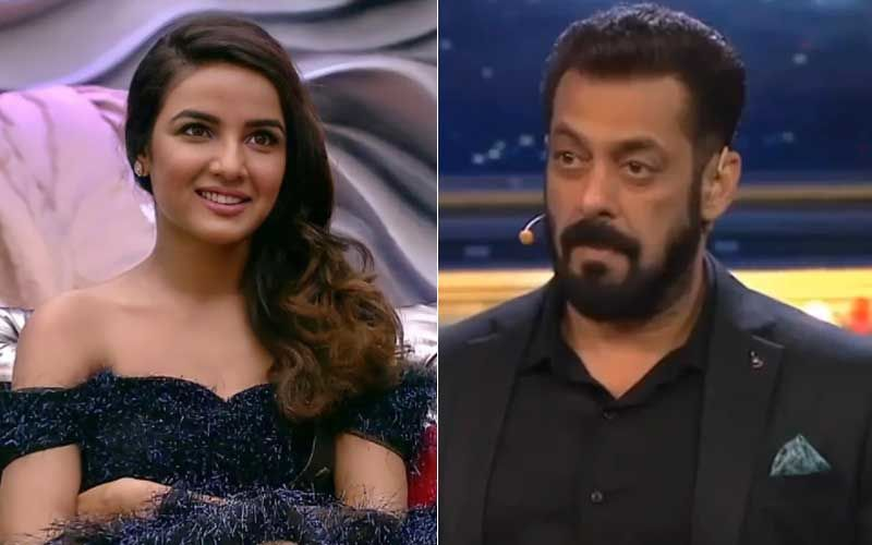 Bigg Boss 14: Jasmin Bhasin Opens Up On Salman Khan's Emotional Breakdown Over Her Eviction: 'I Have So Much Respect And Love For Him'