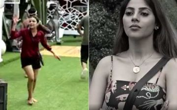 Bigg Boss 14 Immunity Task: Abhinav Shukla-Jasmin Bhasin Accuse Sanchalak Nikki Tamboli Of Being 'Biased'  - VIDEO