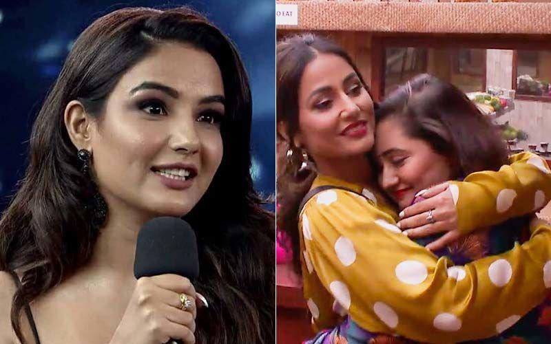 Bigg Boss 14: Hina Khan Takes A Stand For Rashami Desai After Jasmin Bhasin Says 'Wo Sabko Poke Bahot Karti Hai'