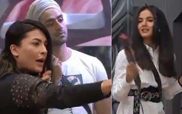 Bigg Boss 14: Pavitra Punia BLASTS Jasmin Bhasin For Interrupting During Her Call With Aly Goni; Says 'Apni Possessiveness Apne Paas Rakho'- VIDEO