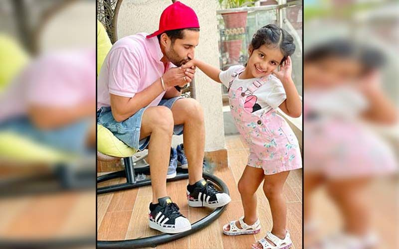 Jassie Gill's Latest Reel Video With Daughter Roojas Will Give You A Reason To Smile; Catch It Here