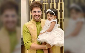Jassie Gill's Latest Picture With His Little Bundle Of Joy Roojas Kaur Gill Is Too Adorable