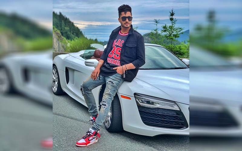 Jassie Gill Wishes MS Dhoni On His Birthday, Shares A Sweet Pic